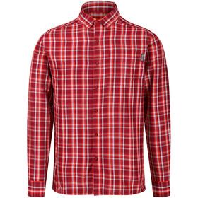Regatta Mindano III Sweat-shirt Homme, delhi red